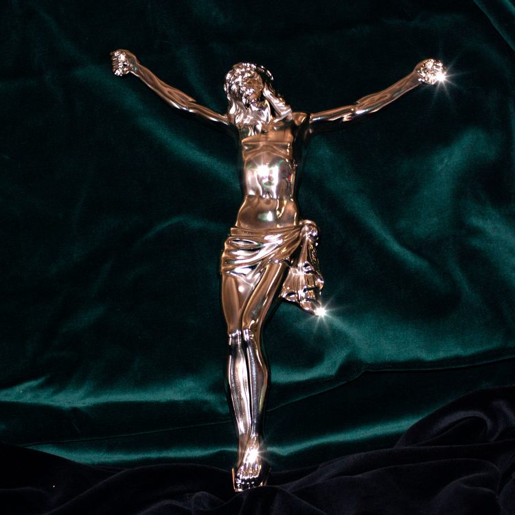 Cristo Cromado